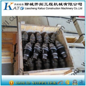 30mm/38mm Shank Bkh47 Hard Rock Bullet Teeth Conical Auger Drilling pictures & photos