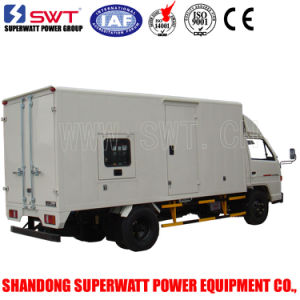 Mult Function Mobile Power Generator Truck pictures & photos