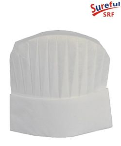 Disposable Fiber Chef Hat for Food Service pictures & photos