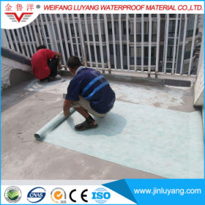 Cheap Price Material Polyethylene Polypropylene Waterproof Roofing Membrane pictures & photos