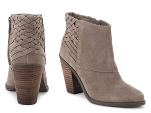 Classic Fashion Ladies Chunky Heel Ankle Boot (HT1003-8) pictures & photos