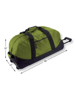 2017 New Trolley Bag/ Rolling Duffel Bag with OEM Service pictures & photos