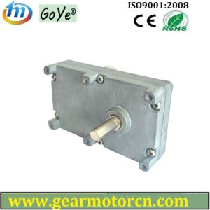 119mm Base Very High Torque Low Speed 6V-18V DC Flat Metal Gear Motor pictures & photos