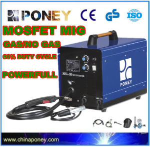Mosfet MIG/Mag Gas/No Gas Welding Machine (MIG-140) pictures & photos
