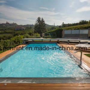 Thin Green Blue PVC Pool/Pond Liner for European Asian Area pictures & photos