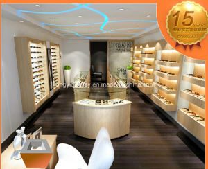 Fashion Eyewear/Sunglass Shop Design with Attractive Display Showcases/Fixtures pictures & photos
