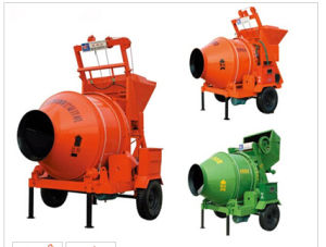 Self Reverse Drum-Jzc Series Concrete Mixer pictures & photos