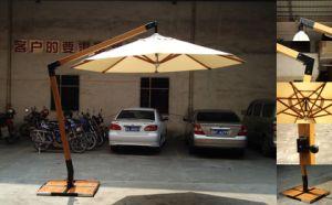 Aluminum Cantilever Parasol / Aluminum Hanging Umbrella (X30308-HNG-AA03-MW)