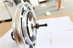 6 Inch 350W 36V Brushless DC Hub Motor pictures & photos