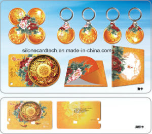 Die Cut Plastic Card for Chain-Store/ Restaurant
