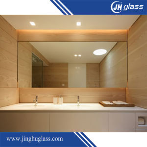 6mm Round Frameless Polished/Beveled Edge Processing Mirror /Wall Mirror pictures & photos