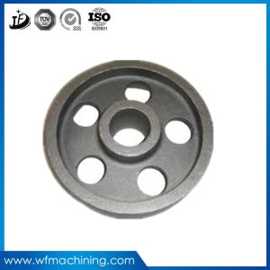 OEM Wrought Iron Stainless Steel Casting Ductile Iron Parts Sand Casting for Precision Cast Pump Housing pictures & photos