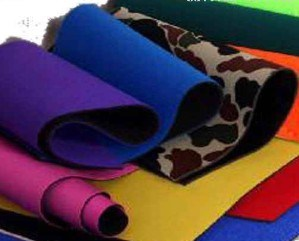 Neoprene Bonded with Fabric for Garment, Wetsuit or Bags pictures & photos