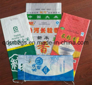 New Material Plastic PP Woven Bag of Packing Rice pictures & photos
