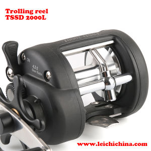 Wholesale Top Grade Lever Drag Trolling Fishing Reel pictures & photos