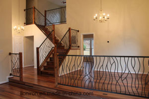 Indoor Railings for Home with Iron pictures & photos