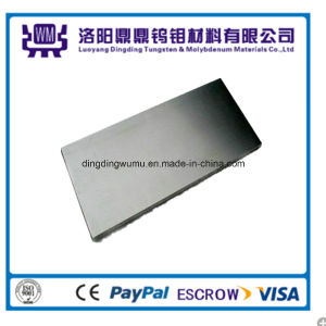 Factory Supply Molybdenum Sheet for Glass Fiber Furnace Heater pictures & photos