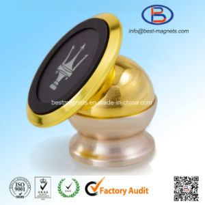 Magnetic Cell Phone Navigation Holder Used in Car pictures & photos