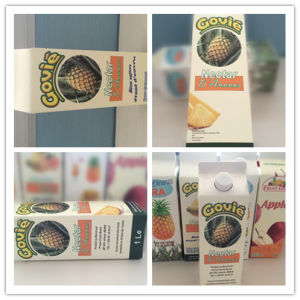 1L Beverage Gable Top Carton pictures & photos