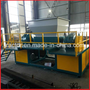 Double Shafts Empty Bunch/Fruit/Coconut/Palm Crusher Machine pictures & photos