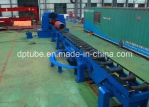 Electric Beveler for Large Diameter Steel Tube
