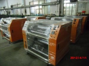 Semi automatic Stretch Cling Film Roll Rewinder Machines
