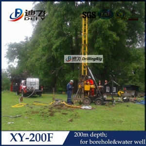 Best Sale Drinking Water Drilling Rig for Soil and Rock pictures & photos
