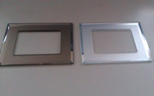 Toughened Glass Switch Face Plate pictures & photos