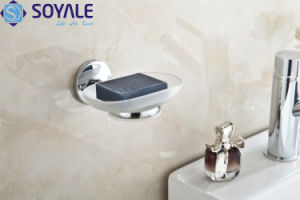 Zinc Alloy Soap Holder with Chrome Plated (SY-5959)