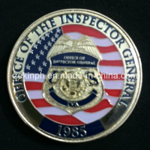Custom Governmental Military Challenge Coins for Awards pictures & photos