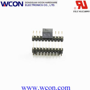 2.54 mm Double Rows Double Plastic Pin Connector Suppliers