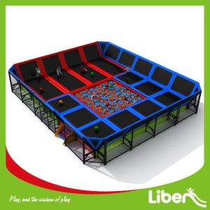 Liben Kids Buy Indoor Trampoline World with Foam Pit pictures & photos