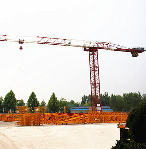 Hot Sales China Export Ktp5516 Topless Tower Crane pictures & photos