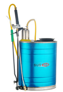 16L Stainless Steel Agricultural Knapsack Manual Sprayers (SS-16-B) pictures & photos