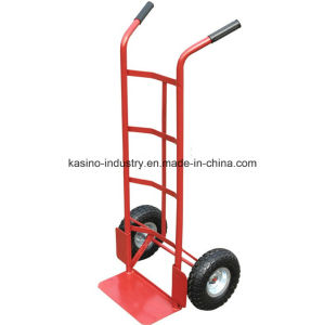 Manufacturing Europe Hand Trolley Cart Hand Sack Truck with Good Price (TC2022) pictures & photos