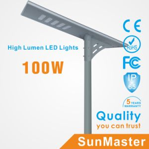 5 Years Warranty All in One Solar LED Street Light pictures & photos