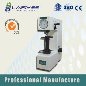 Hand Controll Loading Superficial Rockwell Hardness Tester (HRM-45/HR-150A) pictures & photos