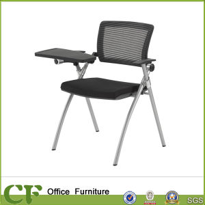 Economic Bifma Certified Folding Office Chair Without Wheels pictures & photos