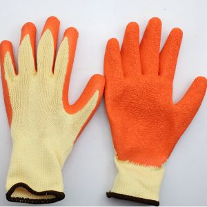 Poly Cotton Gloves pictures & photos