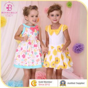 Baby Girl Cotton Clothing Dress of Bonnybilly