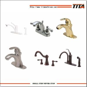 2014 Different Finish Bathroom Faucet Nh9174-1 pictures & photos