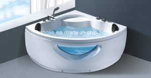 Factory Sales Whirlpool Massage Bathtub Water SPA Tup Nj-3013 pictures & photos