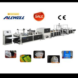 High Speed Non Woven Box Bag Making Machine pictures & photos