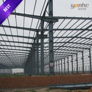 Wind-Proof Prefabricated Steel Structure Buildings (S-S 143)