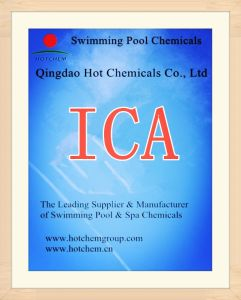 Swimming Pool Chemicals Tricyanic Acid Cya/Ica CAS 108-80-5 Einecs 203-618-0 pictures & photos