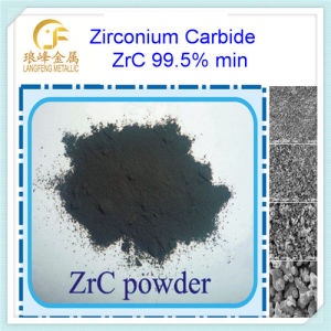 Hard Refractory Zirconium Carbide Ceramic Material pictures & photos