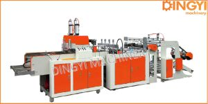 High Speed Full Automatic Plastic Vest Bag Making Machine pictures & photos