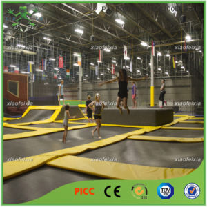 High Jump Indoor Trampoline Park for Sports pictures & photos