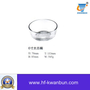 High Quality Kitchenware Glass Bowl Good Glass Bowl Kb-Hn01263 pictures & photos