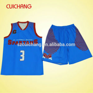 Custom Low Price Sublimation Basketball Jersey